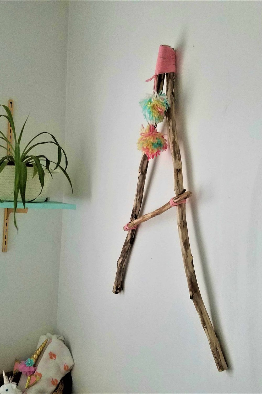 DIY Wooden Letter Tutorial